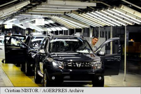 ACEA: Auto market in Romania goes up almost 70pct in August, highest advance in Europe
