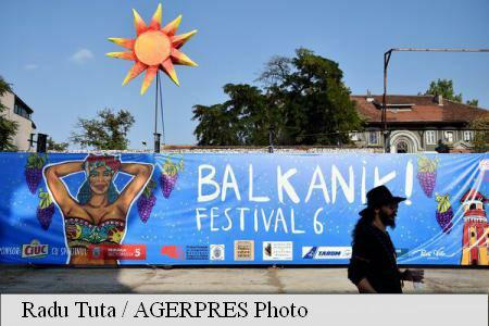 Band of Gypsies conclude Balkanik! Festival with electrifying performance