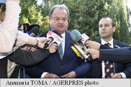 Anti-corruption Directorate: Vasile Blaga, prosecuted for influence peddling, under court supervision