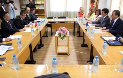 Cyprus and China identify priorities for infrastructure cooperation