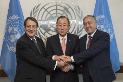 The prospect of a Cyprus solution is within reach, says UN Secretary General