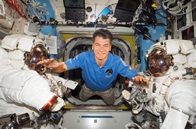 Cyprus schools connect with ESA astronaut for first time