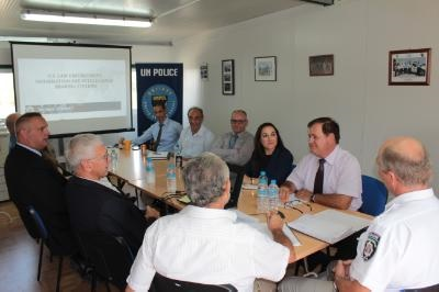 US expert emphasises need of adapting federal policing models in a future united Cyprus