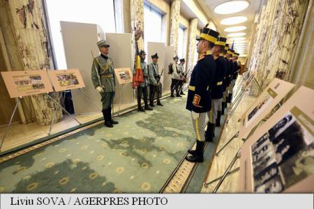 "PM Ciolos participates in ""Great War Figures"" exhibition opening at Victoria Palace"