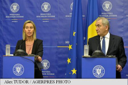 Mogherini: Nobel Prize awarded to President Santos acknowledges the vision of a wonderful man of peace