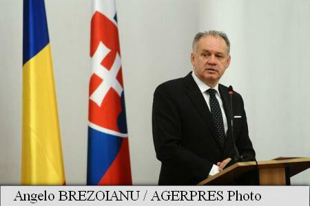 Slovak President: Youth leave Romania and Slovakia; education and innovation are solutions