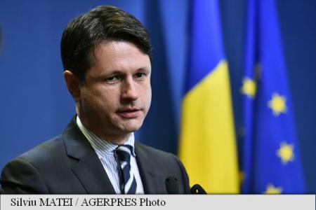 Energy Minister Grigorescu: Gov't has found solution for efficient natural gas acquisitions
