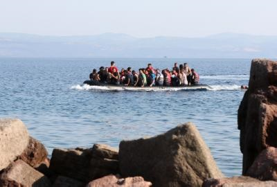 Syrian refugees rescued off Cyprus' north-west coast