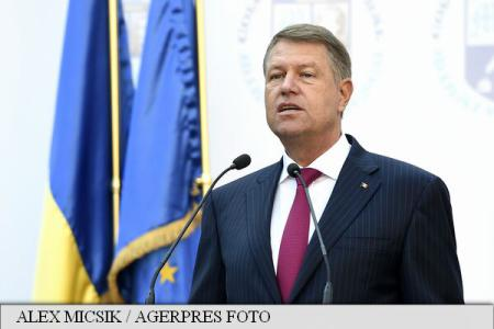 Iohannis: Youth involvement in public life, crucial to changing political culture