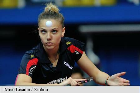 Table tennis: Adina Diaconu, Andreea Dragoman fight for gold in doubles event at World Junior Championships