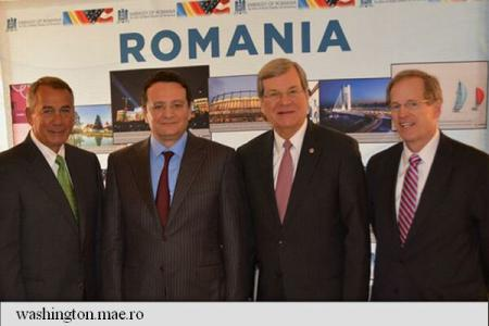 Republican John Boehner: Romania has exemplary conduct as NATO member and US ally