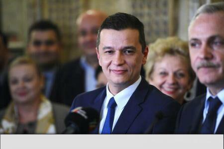 PSD's Dragnea says new Cabinet's list ready, partner ALDE gets four ministries