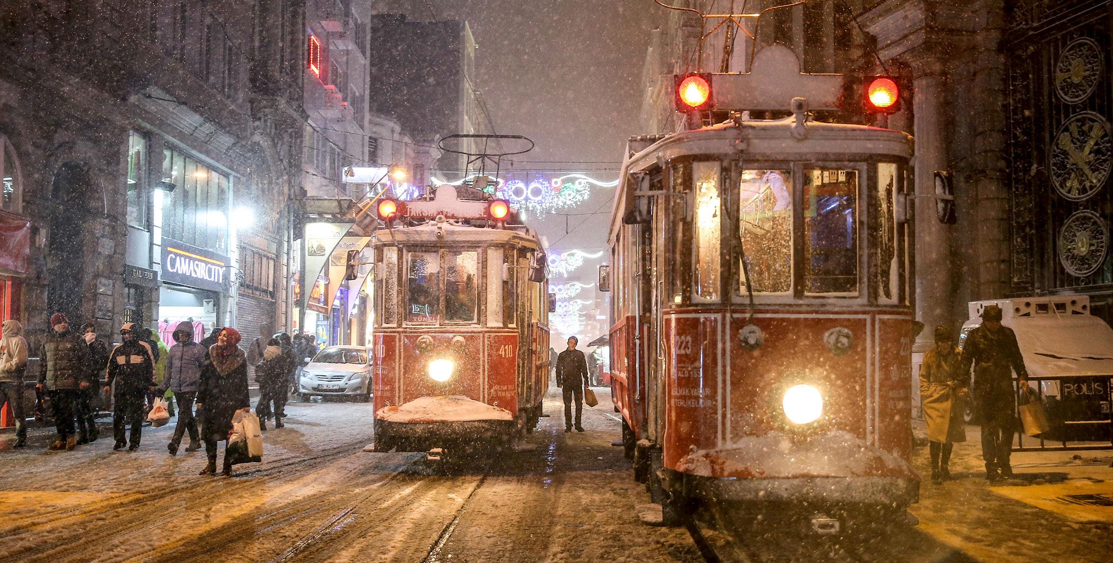 Beyoğlu (Istanbul) / Berk Özkan / AA