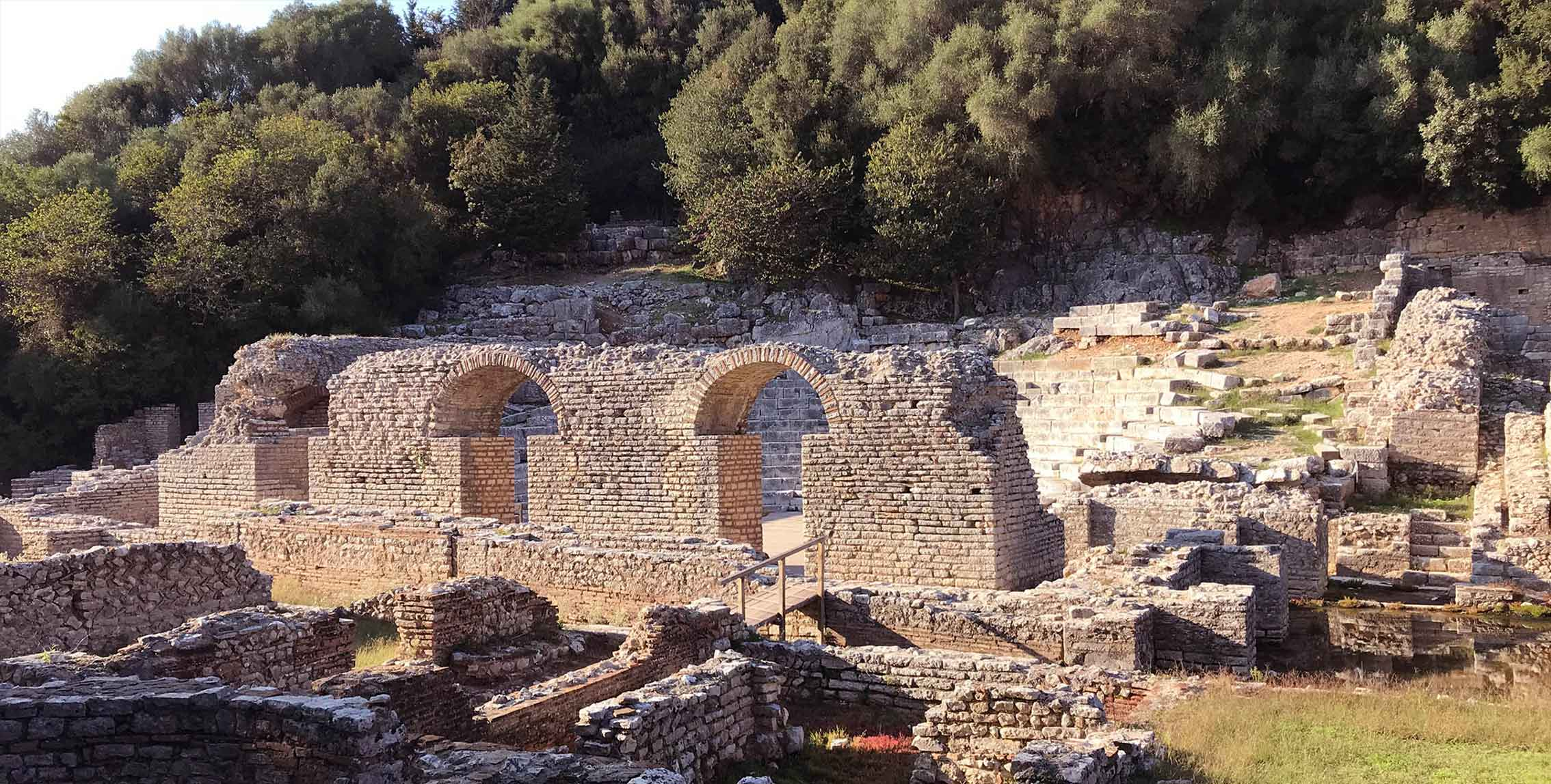 National Archaeology Park of Butrint