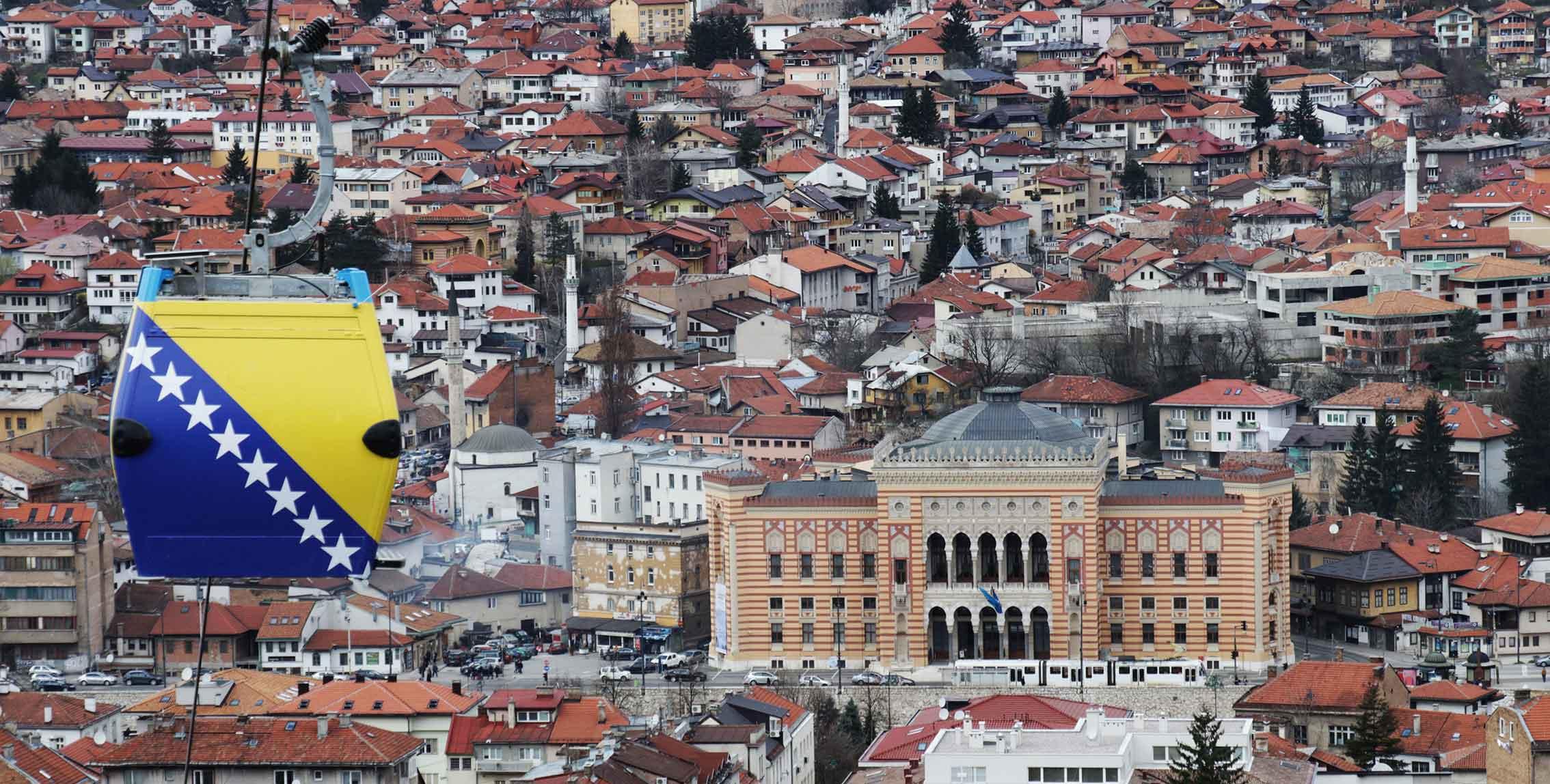 Trebevic Cable Car / ( Sarajevo) / Almir Razic